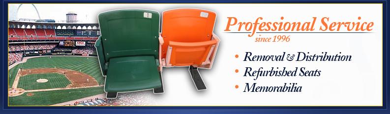 stadiumseating net: Return Policy